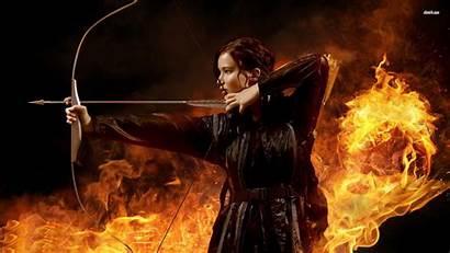 Hunger Games Wallpapers Computer Katniss Lawrence Jennifer