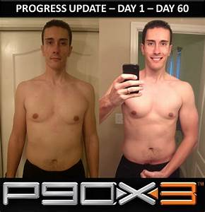 P90x3 60 Day Results Progress  U2013 Eating More And Gaining Weight