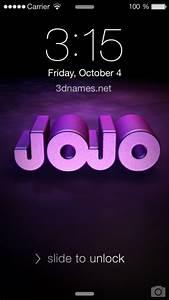 Download Jojo Name Wallpaper Gallery