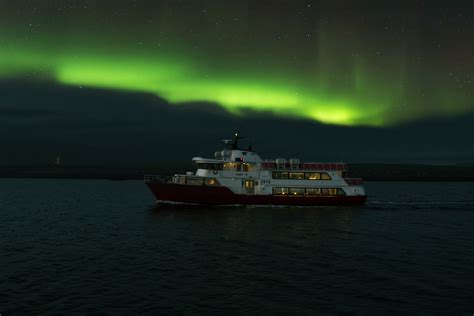 Northern Lights By Boat by Northern Lights Cruise