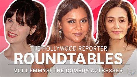 Zooey Deschanel, Mindy Kaling and more Comedy Actresses on ...
