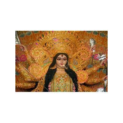 HD WALLPAPER: Durga Puja - The Ceremonial Worship of Mother Goddess