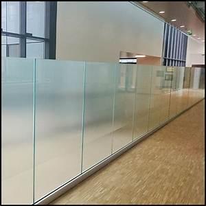 Garde Corps En Verre : garde corps en verre avec profil verre tremp rampe ~ Melissatoandfro.com Idées de Décoration