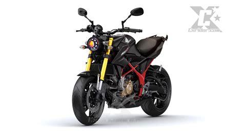 Cb 150 R Modif by Modifikasi Honda All New Cb150r Cxrider