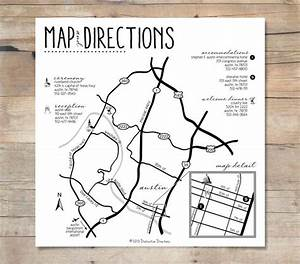 25 best ideas about wedding maps on pinterest for Wedding invitation map maker free
