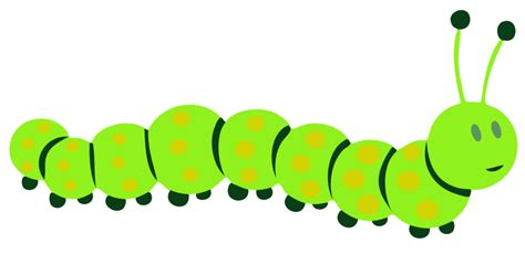 Caterpillar Png Transparent Image Vector, Clipart, Psd