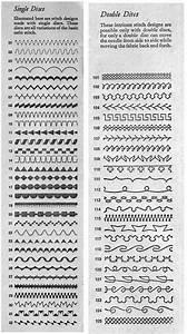 Elna Supermatic Pattern Discs