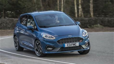 Allnew 2019 Ford Fiesta St Youtube