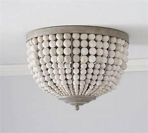 Pottery barn ceiling lights best hundi flushmount