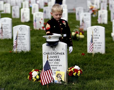 Memorial Day Soldier Grave