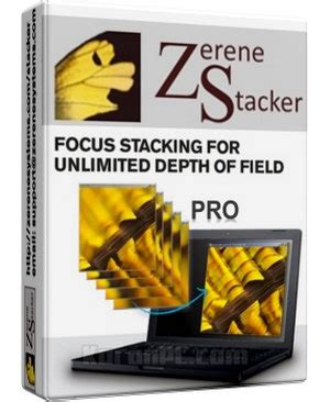 zerene stacker professional  mac torrents