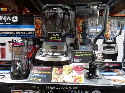 ninja kitchen system 1200 blender food processor 800w