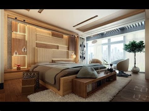 modern homes interiors wooden wall designs 30 striking bedrooms that use the