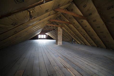 assess  attic storage potential