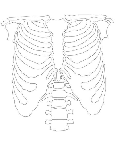 skeleton template reved vintage diy skeleton costume