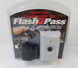 Motorcycle Garage Door Opener flash 2 pass flash pass motorcycle garage door opener