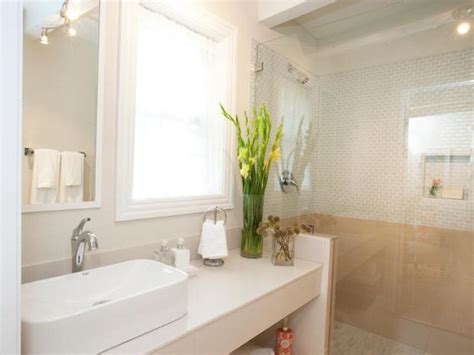 Bathroom Makeovers On A Budget Before And After by Diy Budget Bathroom Makeovers Before And After The