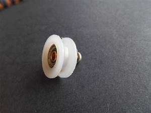 Roulettes Pour Portes Coulissantes : roulette cabine douche droite gorge u 4 ~ Dallasstarsshop.com Idées de Décoration
