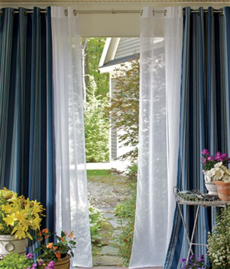 grommet curtains home interior design and decorating