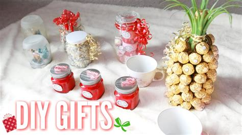 Diy Christmas Gifts 🎁 Easy At-home Gift Ideas!
