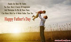 Happy Fathers Day Messages 2018 - Father's Day Messages ...