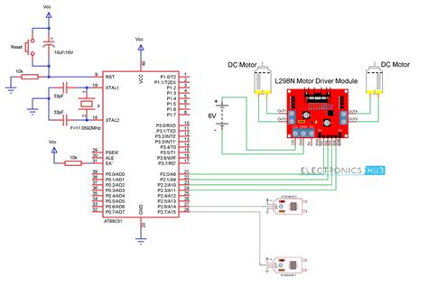 Line Follower Robot Using Microcontroller Engineering