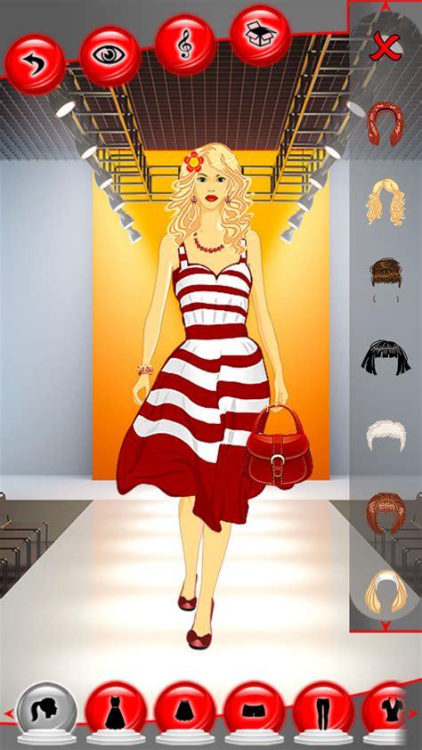 fashion model dress  games