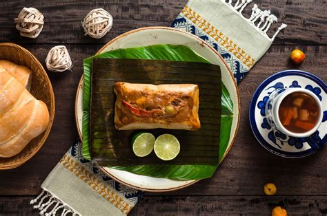 Traditional Food and Drink in Guatemala