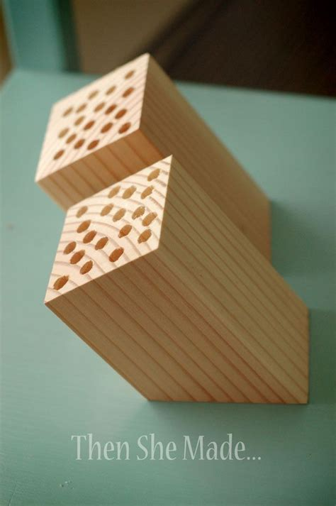 Woodworking Project Pencil Holder