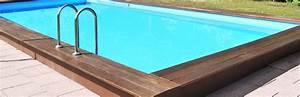 Pool Mit Holzterrasse : poolumrandung aus holz die sch nsten einrichtungsideen ~ Whattoseeinmadrid.com Haus und Dekorationen