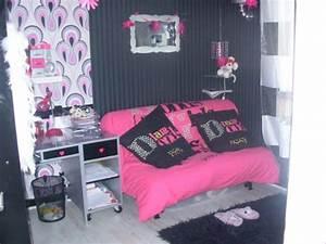 Chambre De Jeune Fille : petite chambre jeune fille avec des id es int ressantes pour la conception de la ~ Preciouscoupons.com Idées de Décoration