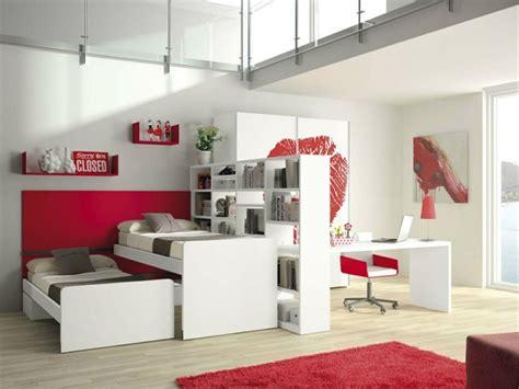 chambre moderne ado 50 idées pour la décoration chambre ado moderne