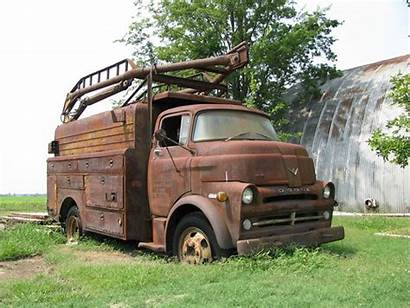 Trucks Coe Dodge Rusty Truck Cab Cabover