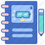 Logbook Icon Premium Icons Lineal