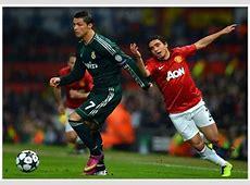 Resultado Final Manchester United 1 Real Madrid 2 UEFA