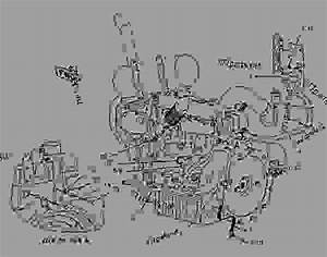 1429396 Wiring Group-engine - Skid Steer Loader Caterpillar 236