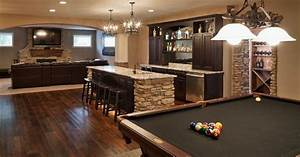 The Man Cave Room Any Basement, Garage, Shed or Attic