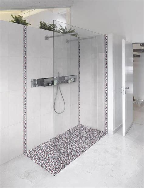 carrelage fa 239 ence listel de bati orient espace aubade d 233 co salle de bain