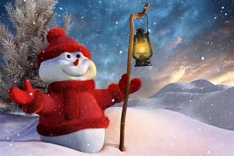 Bałwan, święta, Boże Narodzenie