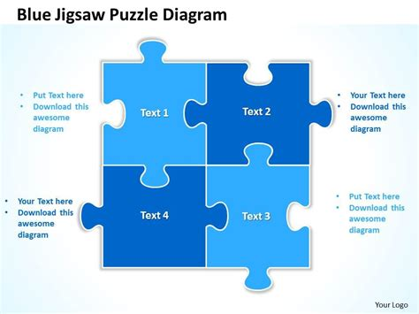 powerpoint jigsaw puzzle template powerpoint jigsaw puzzle