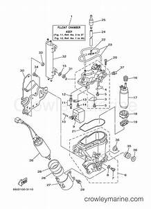 fuel injection pump 1 2003 yamaha outboard 225hp With diagram of 2003 j115pl4sts johnson outboard fuel injector diagram and