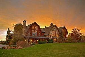 For sale an incredible quotbarn mansionquot built in utah for Barn wood utah
