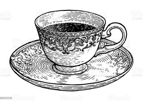 This section introduces (22919) illustration(s) of coffee. Coffee Cup Illustration Drawing Engraving Ink Line Art Vector Stock Illustration - Download ...