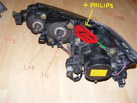 evo viii headlight adjustment problem mitsubishi