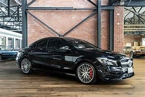 2016 Mercedes-Benz CLA45 AMG - Richmonds - Classic and ...  Black