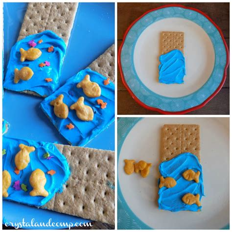 a preschool snack for u is for underwater letter of the 787 | U is for underwater snack fb 1024x1024