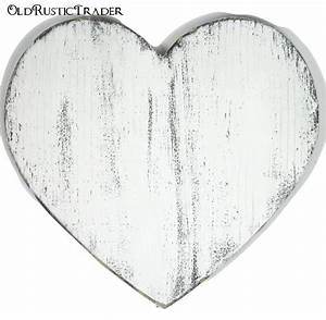 Rustic wooden heart 8 inch wall wedding decoration valentines