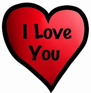 I Love You Clipart Animated | Clipart Panda - Free Clipart ...