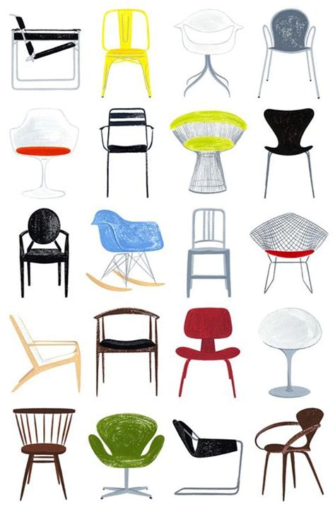 mid century graphic design affordable colourful creative mid century modern interior