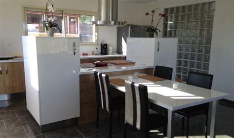 ilot dans cuisine choisir un îlot central dans sa cuisine cuisines simon mage